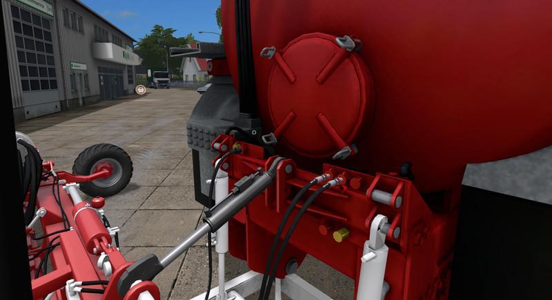 Schuitemaker Robusta 190 v1 0 FS 17 - Farming Simulator 2017 mod, LS