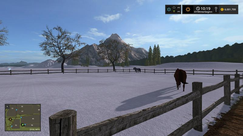 FS17 Valley Crest Farm 4x v1 5 Map - Farming Simulator 2017 mod, LS