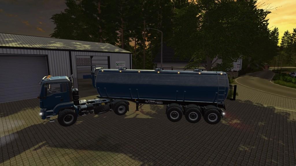 Tank Tech Tanker Pack 1 1 0 0 LS17 - Farming Simulator 2017