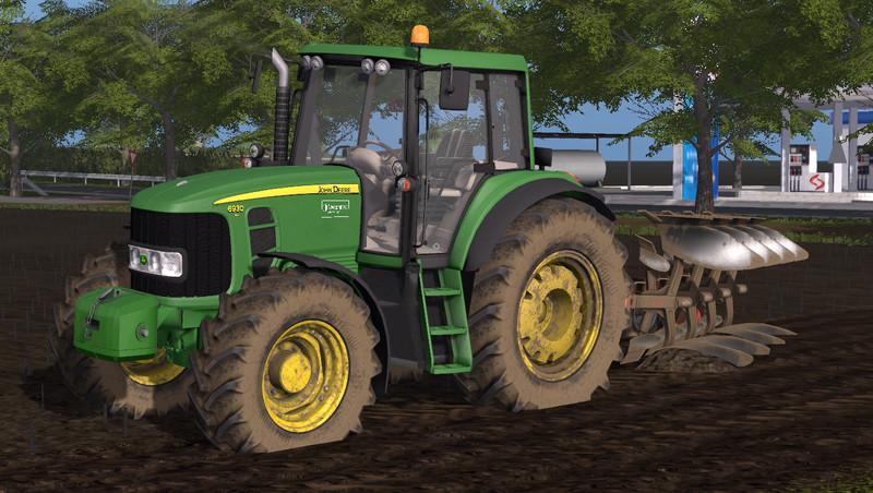 John Deere 30 Premium Series v5 0 0 2 FS17 - Farming Simulator 2017