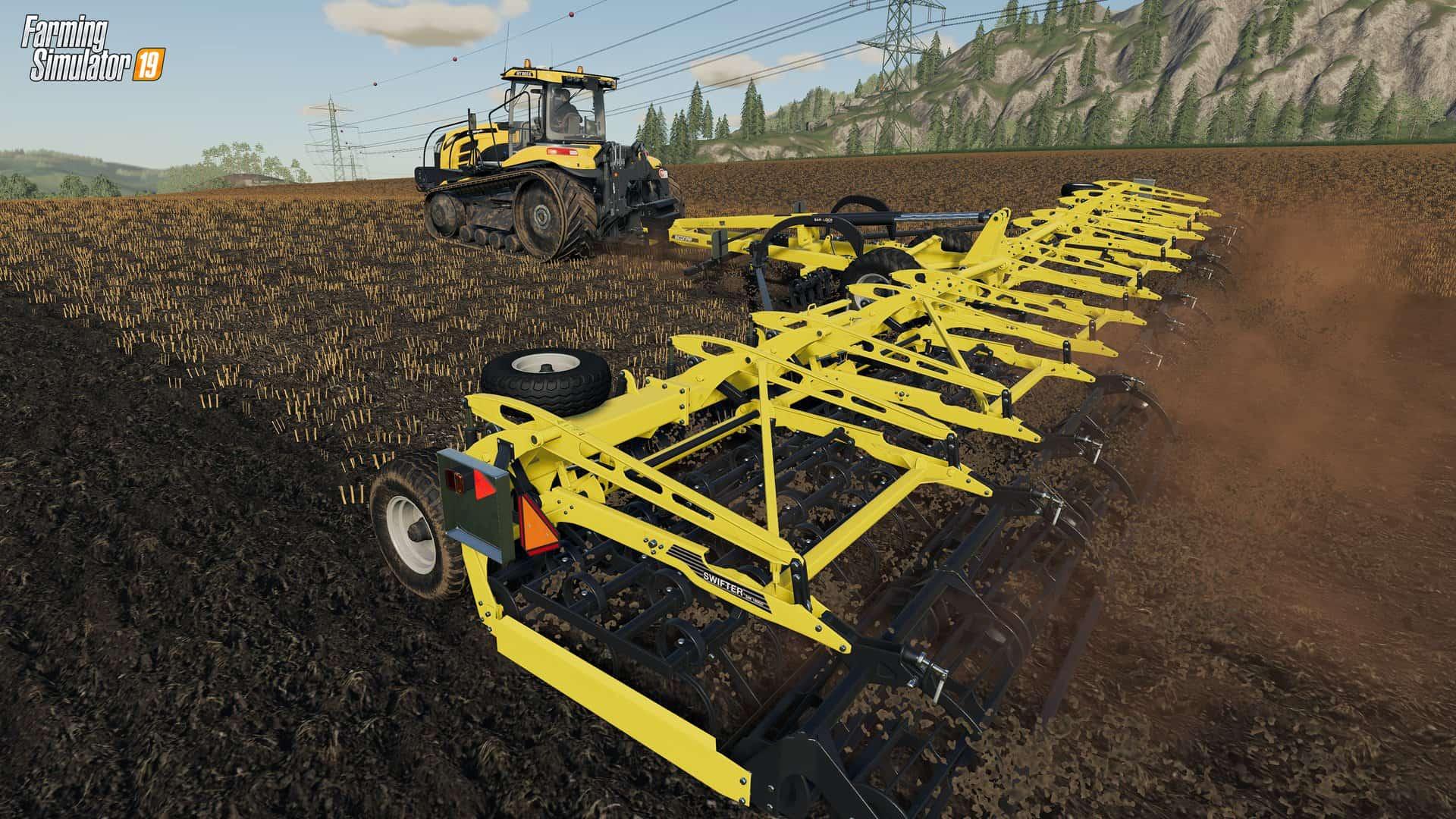 BEDNAR FMT machines in Farming Simulator 2019 - Farming