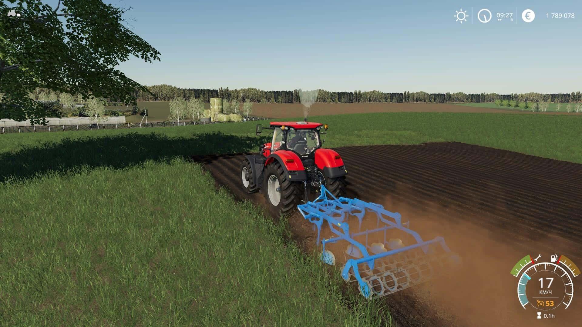 FS19 LEMKEN KRISTALL 9 V1 1 - LS 2017 mods - Farming Simulator 2017