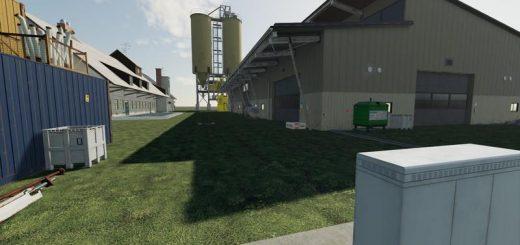 Fermenting silo v1 0 for FS2019 - Farming Simulator 2017 mod, LS