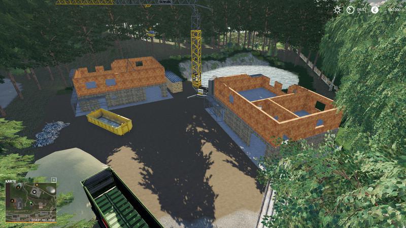 Niederbayern v1 5 for FS19 - Farming Simulator 2017 mod, LS