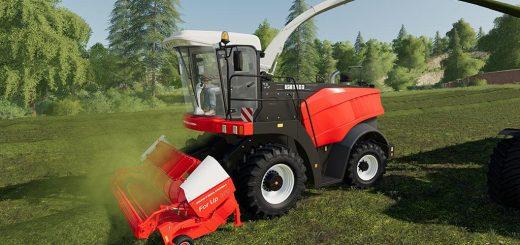 Don-680 v1 0 0 0 for FS19 - Farming Simulator 2017 mod, LS
