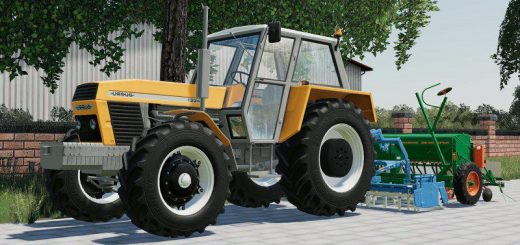 MB trac 800-900 v1 0 0 0 FS2019 - Farming Simulator 2017 mod