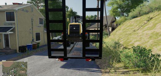 Trailer Digestate fertilizer v1 0 0 4 Trailer - Farming Simulator
