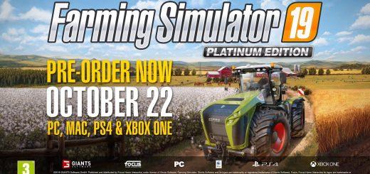 FS19 Anderson Group DLC Trailer - Farming Simulator 2017 mod