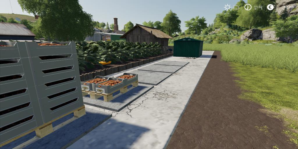 Fs19 Tobacco Garden V1 0 Farming Simulator 2017 Mod Ls 2017 Mod Fs 17 Mod