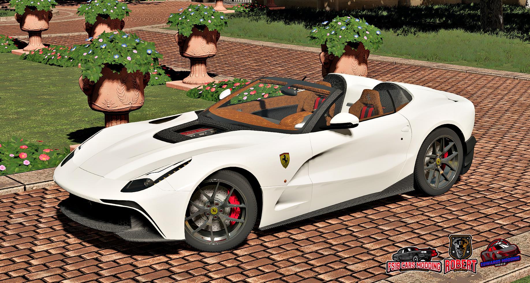 2014 Ferrari F12 Trs V1 0 Fs2019 Farming Simulator 2017 Mod Ls 2017 Mod Fs 17 Mod